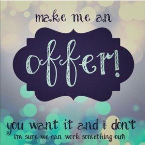 MAKE AN OFFER 🙂